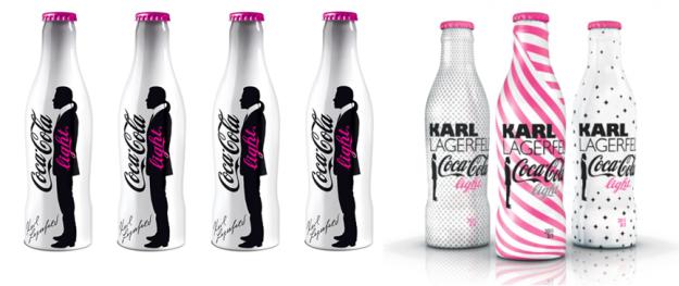 Coca cola Karl Lagarfeld