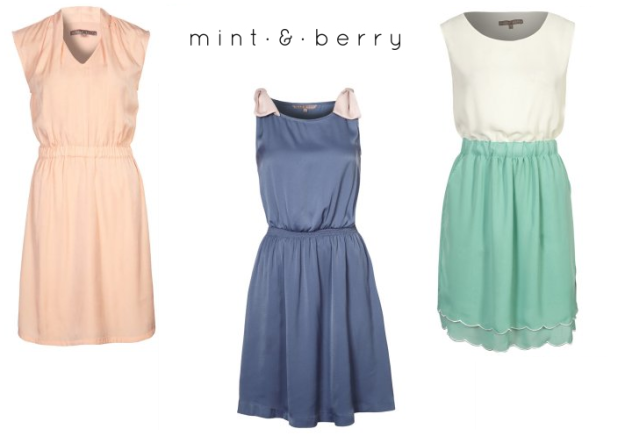 robes mint&berry