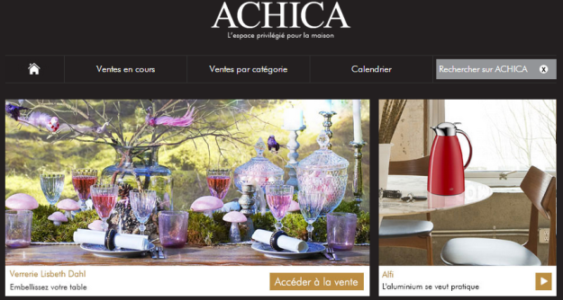 achica site décoration