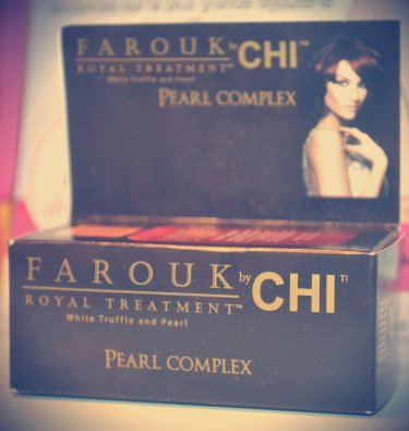 farouk by chi glossybox fevrier 2013