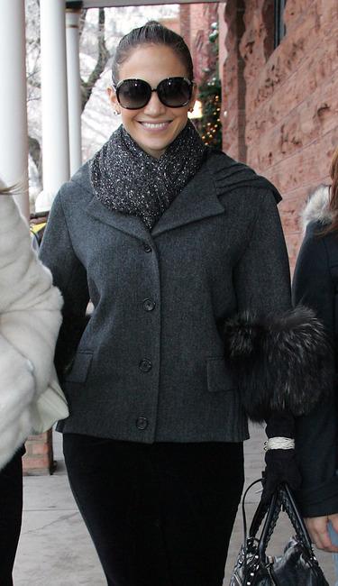 Jennifer Lopez lunettes soleil