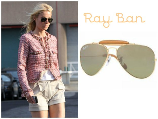 Solaires Rayban L'Opticienne Laura Dana orb3422q