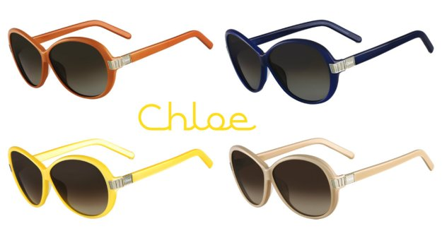 Solaires Chloé L'Opticienne Laura Dana ce605s