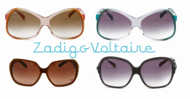 Solaires Zadig&voltaire L'Opticienne Laura Dana zv5032