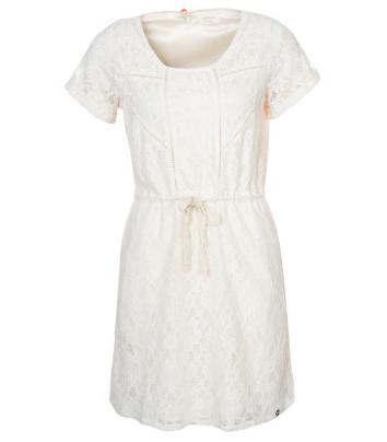 robe dentelle blanche Nümph