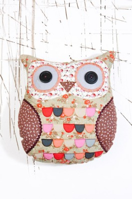 Florence - Coussin hibou urban outfiters