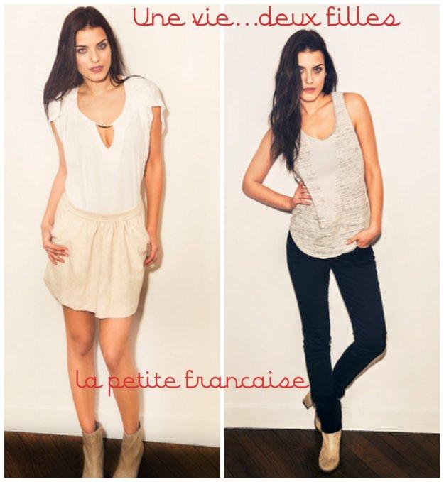 La petite française robe