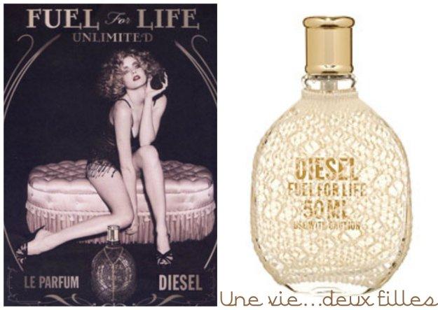 parfum Diesel unlimited