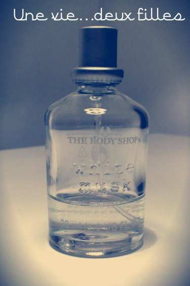 White Musk Body shop