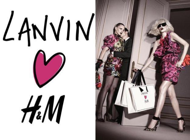 lanvin pour hm