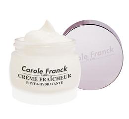 CAROLE FRANCK CRÈME FRAÎCHEUR
